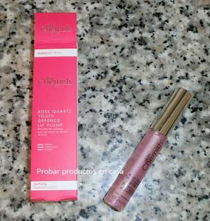 Disfrutabox: Rose Quartz Lip Plump, Sichemists