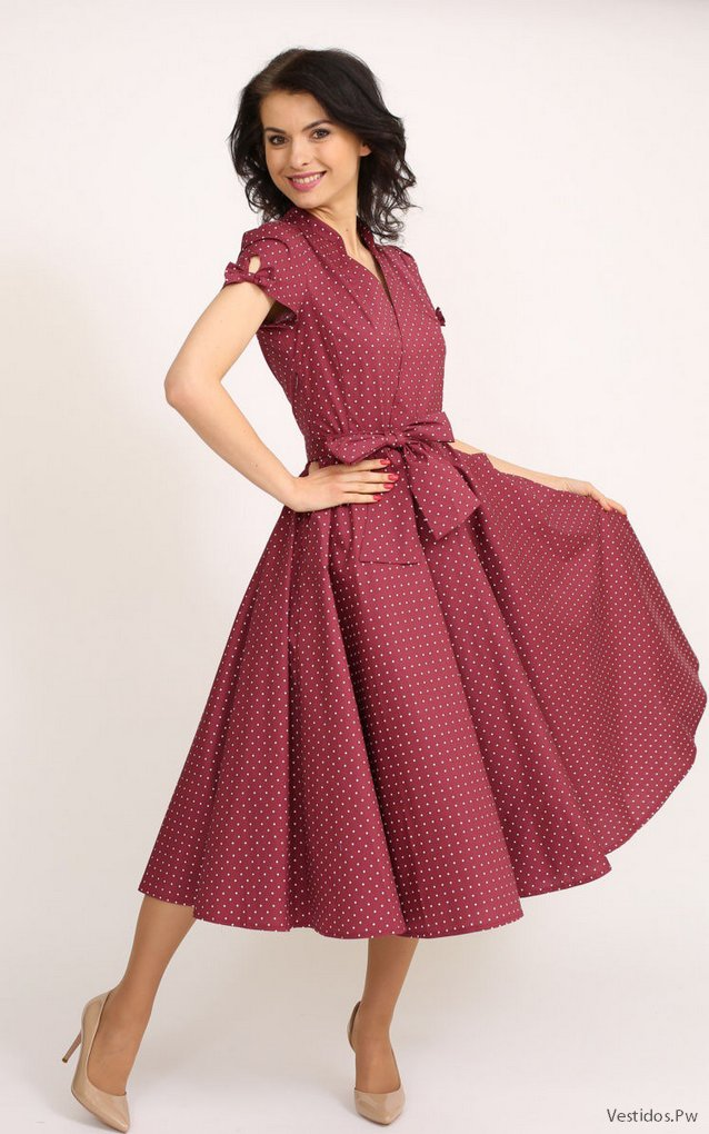 Vestidos Rojos Casuales 20 Diseños Fantásticos Vestidos