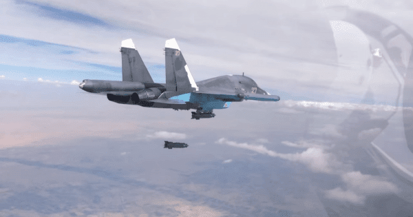 Κόλαση στην Λαττάκεια της Συρίας: Οι Ρώσοι δοκίμασαν νέα θερμοβαρικά όπλα