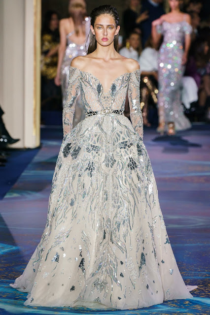 Couture Gorgeous  by ZUHAIR MURAD