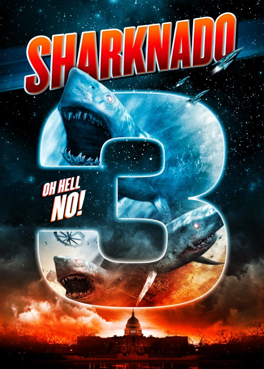 Sharknado 3 | Teaser Trailer