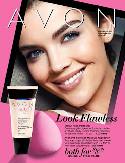 Avon Small Flyer Campaign 4 & 5 Shop Avon Flyer 1/21/17 - 2/17/17