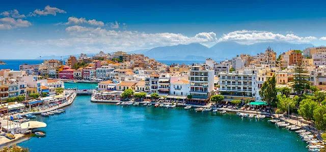 Agios Nikolaos, Creta