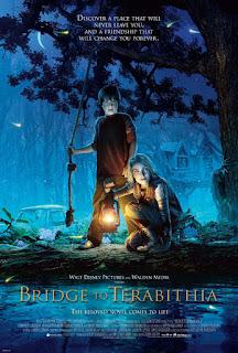 Sinopsis Film Bridge to Terabithia (2007)