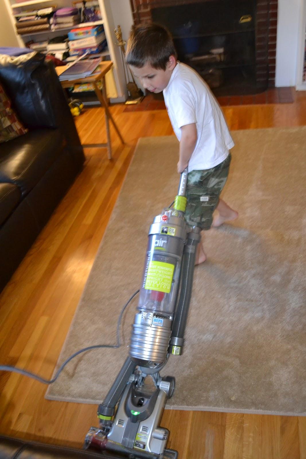 This Vacuum Sucks Like No Other Hoover Rocks Mama