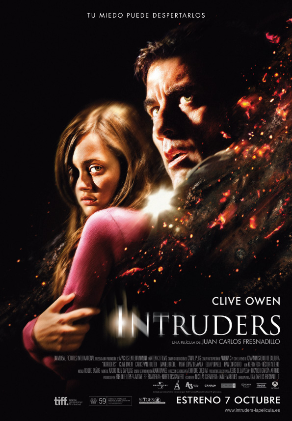 Póster de Intruders