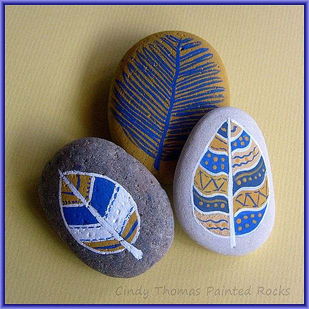 5 Clever Painting Ideas: Painting Rock & Stone Animals, Nativity Sets & More: 5