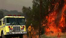 10 dead as wildfires rage through N. California