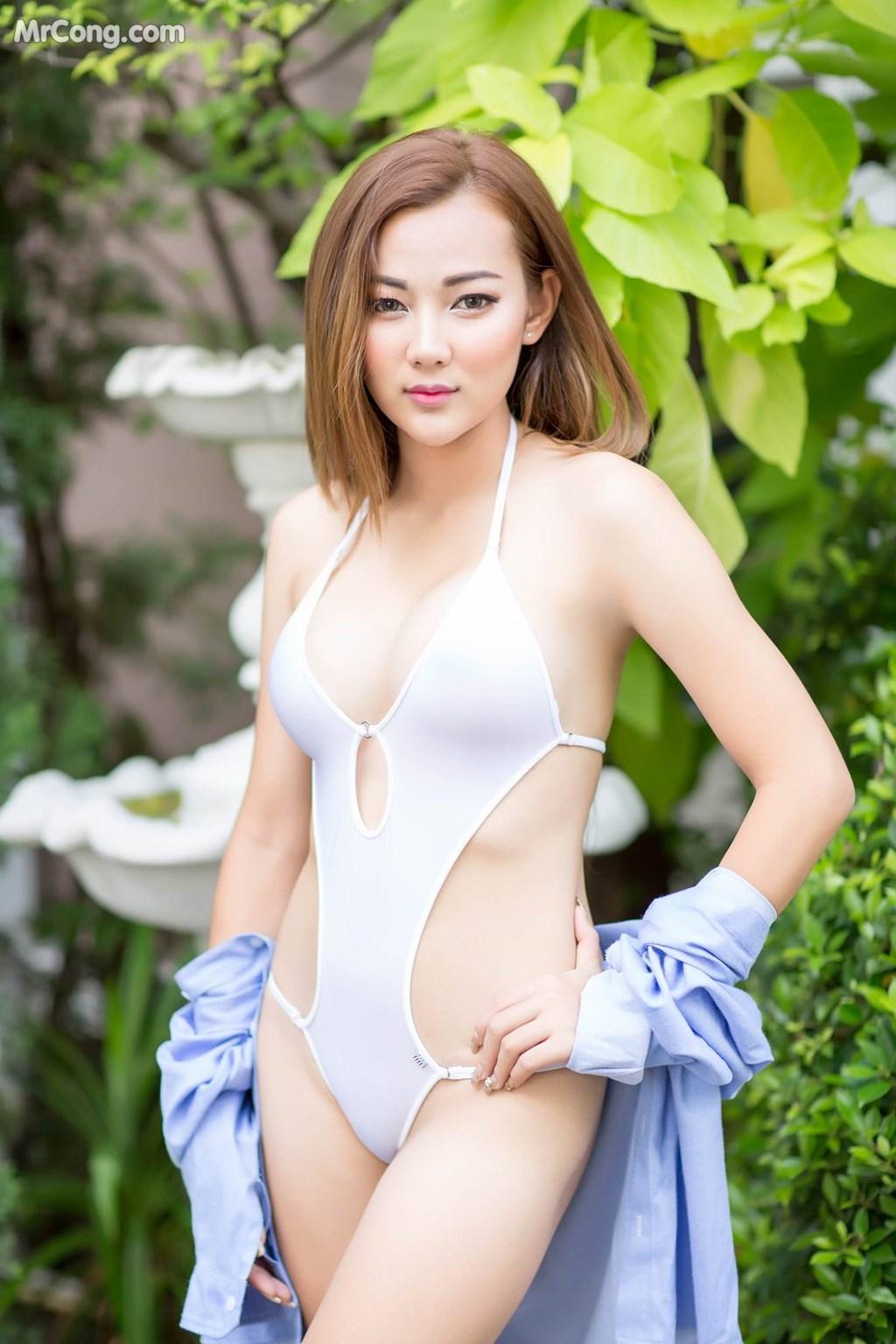Image Thai-Model-No.225-MrCong.com-008 in post Thai Model No.225: Người mẫu หมวยเล็ก โดนัท (23 ảnh)