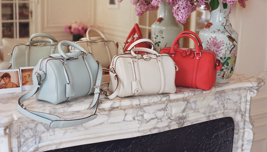Louis Vuitton Introduces 2 Additions to the Sofia Coppola Bag Family