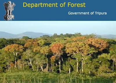 Tripura Forest Department Recruitment 2017 Notification & Apply Online