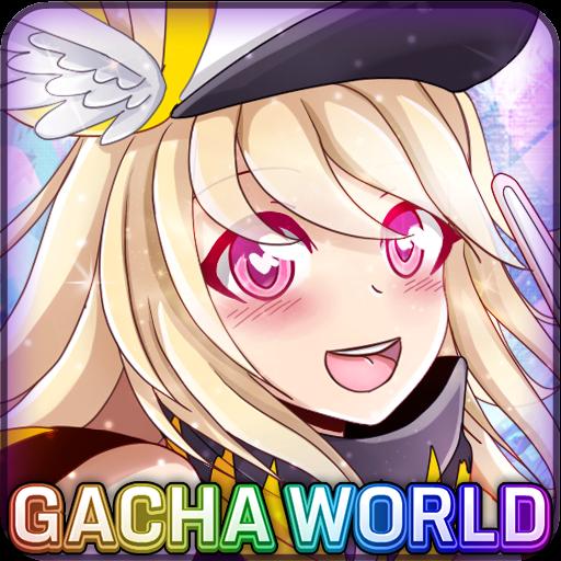 تحميل لعبه Gacha World مهكره وجأهزه ( لعشاق الانمي )