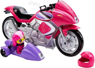 TOYS : JUGUETES - BARBIE Spy Squad  Moto : Agente Secreto | Secret Agent Motorcycle  Producto Oficial Película 2016 | Mattel DHF21 | A partir de 3 años  Comprar en Amazon España & buy Amazon USA