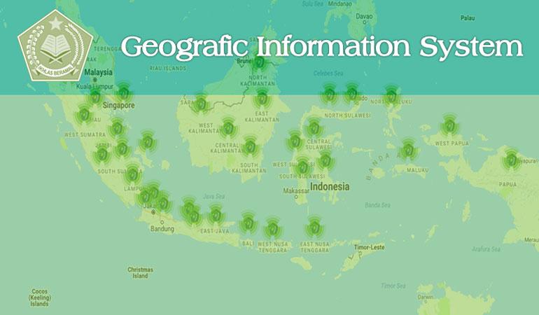 Download Petunjuk Penggunaan Aplikasi GIS Kemenag RA MI MTs MA Format PDF