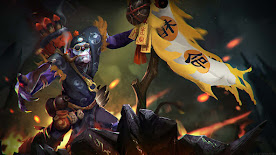 Witch Doctor DOTA 2 Wallpaper, Fondo, Loading Screen