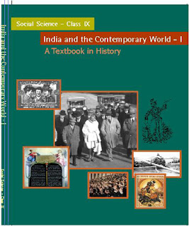 Class 9 History Book
