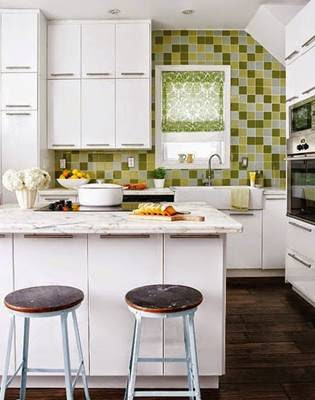 Decorating Ideas for Small Spaces Kitchen