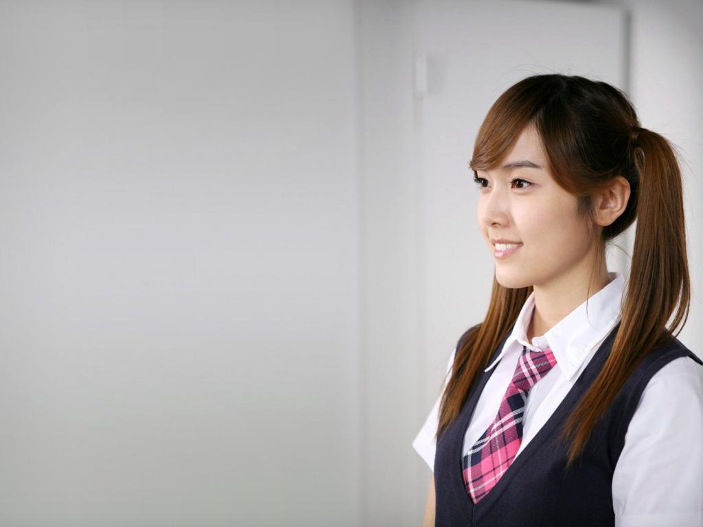 HD Wallpapers: cute korean girls hd wallpaper