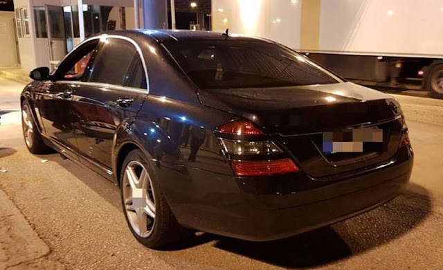6 kg of heroin seized at Igoumenitsa Port in a car with Albanian license plates