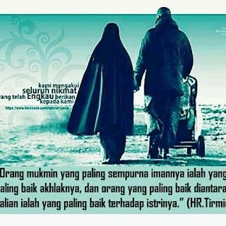 Nasehat Berharga untuk Para Istri Sholehah