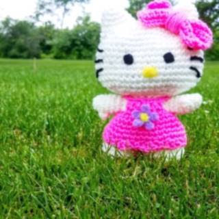 PATRON GRATIS HELLO KITTY AMIGURUMI 30245