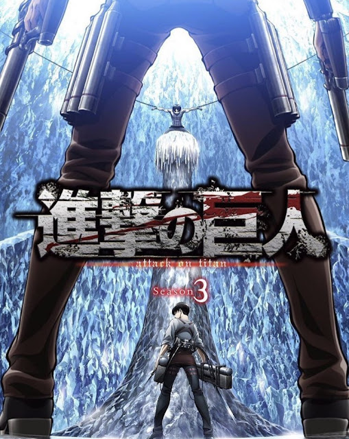 Episode Shingeki no Kyojin Season 3