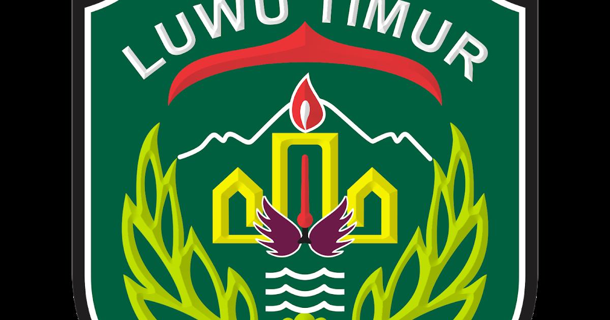 Logo Kabupaten Luwu Timur Dan Maknanya Vector Cdr Ai Png Agus91