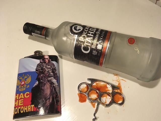 Putin vill forstatliga vodkan