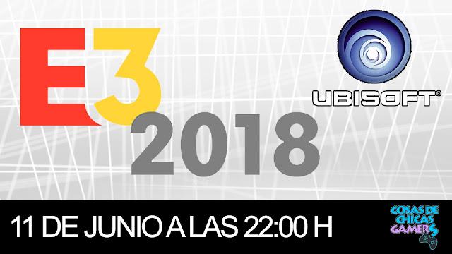 E3 2018 - CONFERENCIA DE UBISOFT