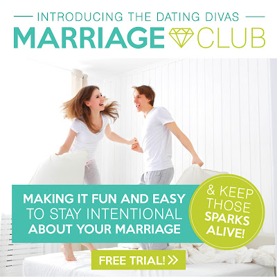 The Dating Divas' Marriage Club is one of my tried and true awesome online marriage clubs. You should always be working on your marriage even if it's going great right now!