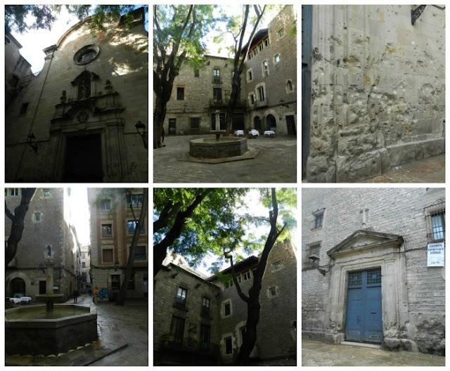 Free Walking Tour em Barcelona - Plaça Sant Felipe Neri