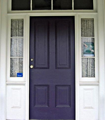 4 Kombinasi Warna Cat Kusen Pintu Dan Jendela Rumah Yang Indah