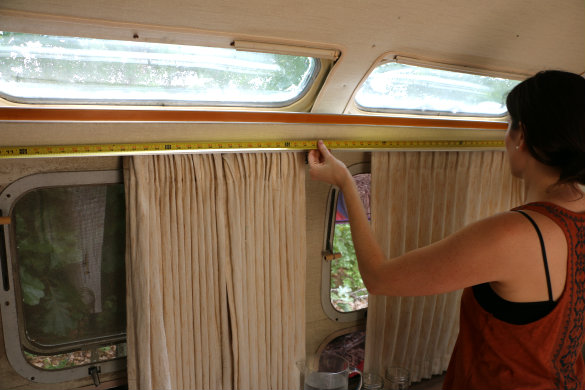 Project Airstream Renovation Begins 17 Apart