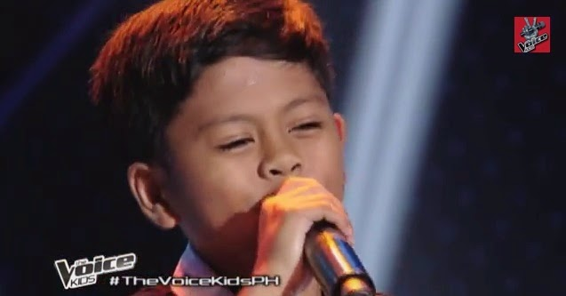 "Gomez Lee Marcelino sings ""Bulag, Pipi at Bingi"" on 'The Voice Kids' Philippines"