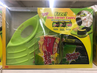 The Reason Behind Why Scotch Brite's Custom Sink Corner Caddy Is Winning