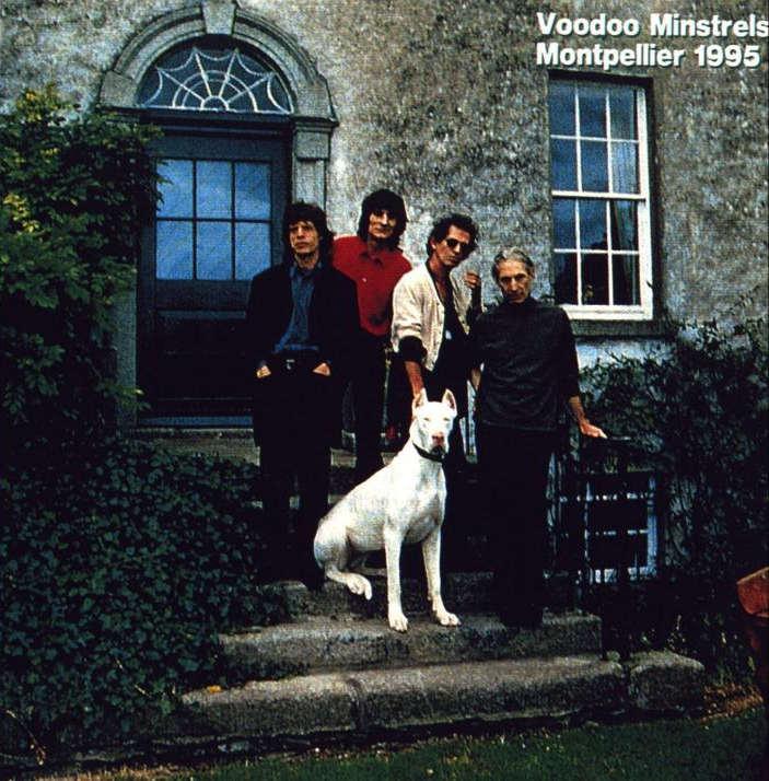 The Rolling Stones feat  Bob Dylan: Voodoo Minstrels  Espace