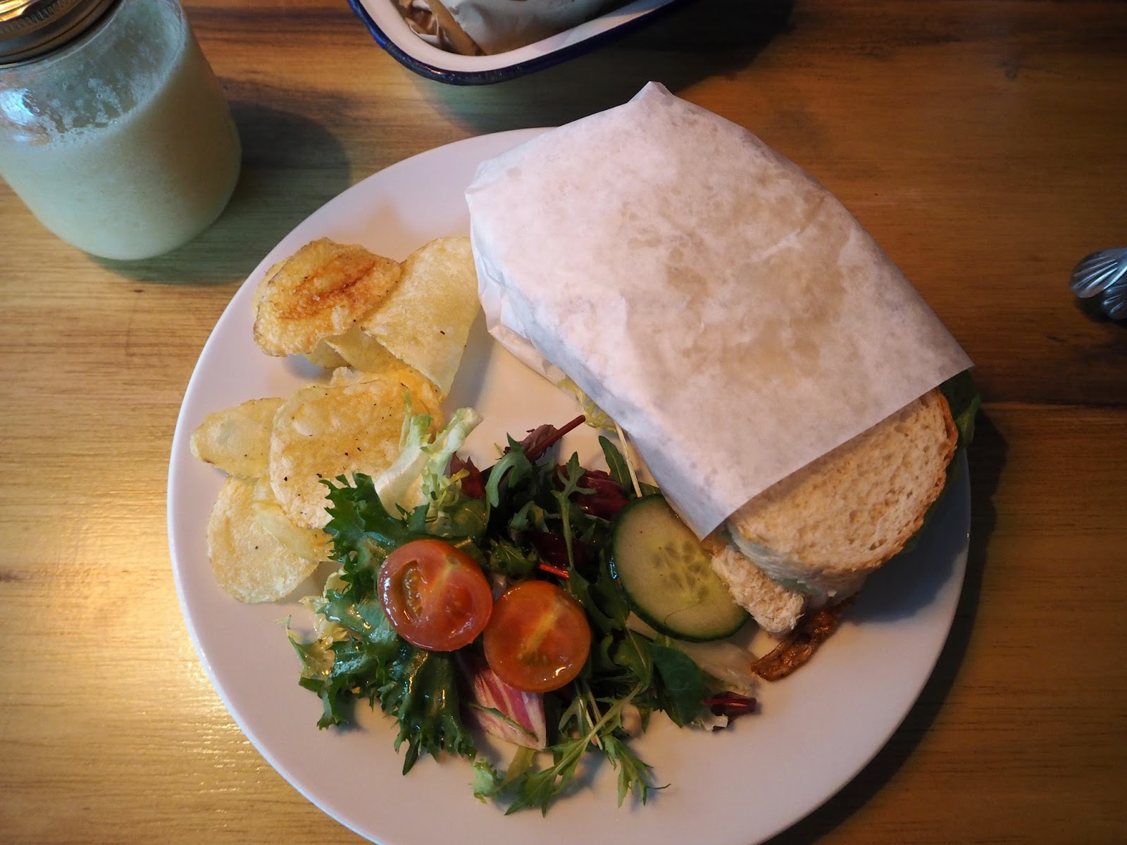 Eat Me Cafe, Scarborough Review - Rachel Nicole UK Blogger