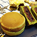 Matcha Imagawayaki filled with Chocolate Macaron :Street Food Adventure