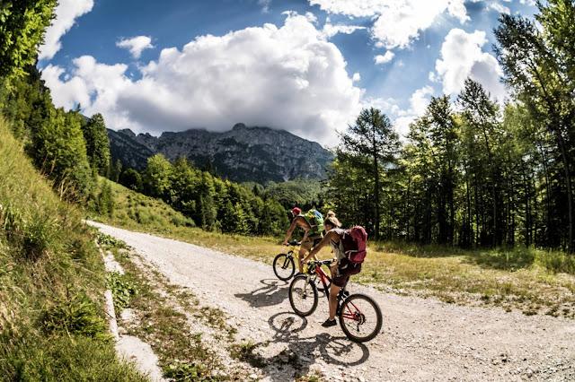 Mountainbiken Monte Chiavals Val Dogna Tolmezzo BBS