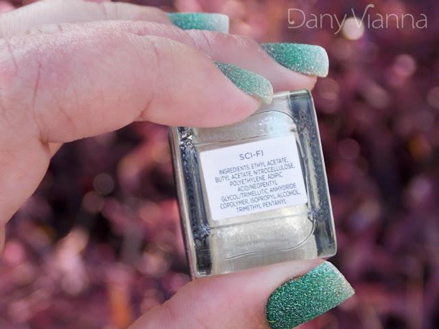 Degrade Sand Verde