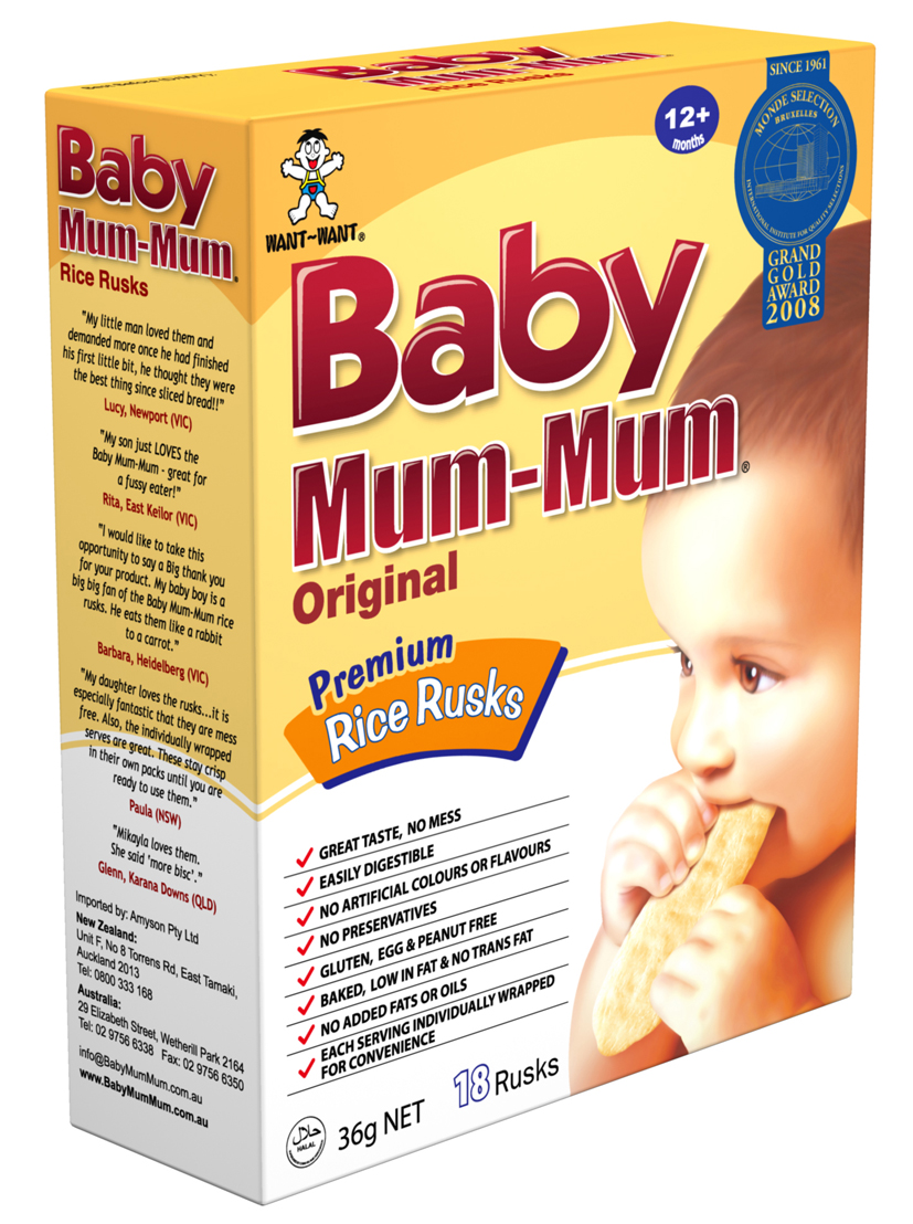 Review Baby Mum Mum Rice Rusks Giveaway Move Fuel Love