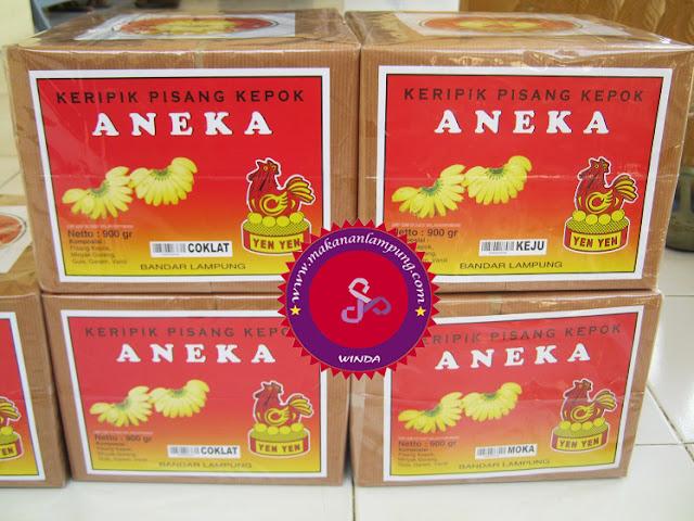 Keripik Aneka