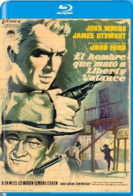 The Man Who Shot Liberty Valance 1962 BD25 Latino