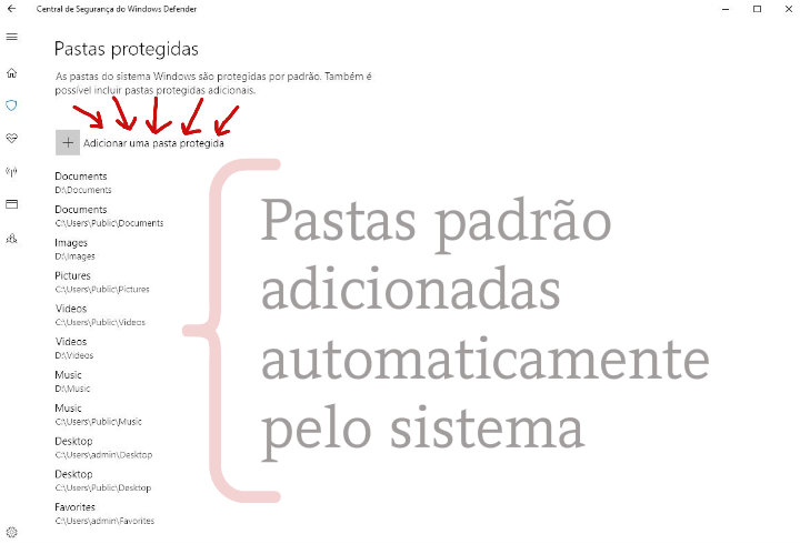 pastas-protegidas-windows-defender