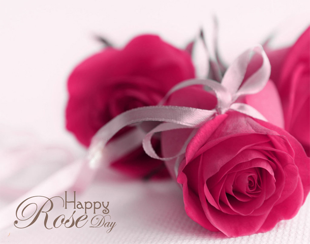 Happy Rose Day 2017 Date