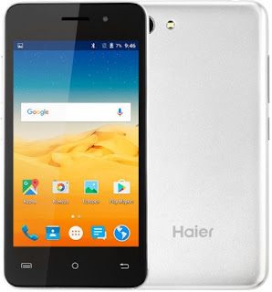 How to Flash On Haier A40 Use Miracle Box