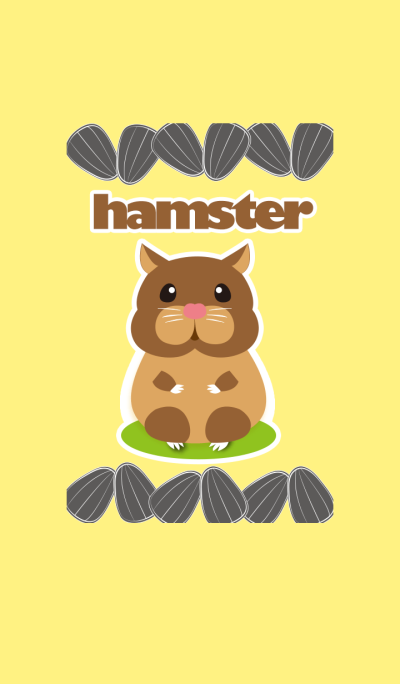 Gold hamster TW