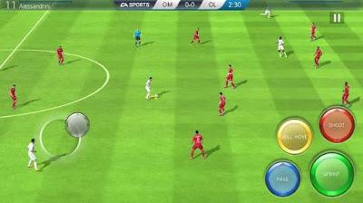 تحميل FIFA 16 : Ultimate Team  للأندرويد