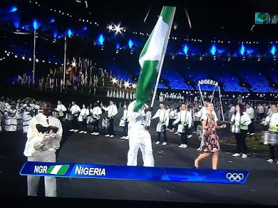 nigerian olympic team