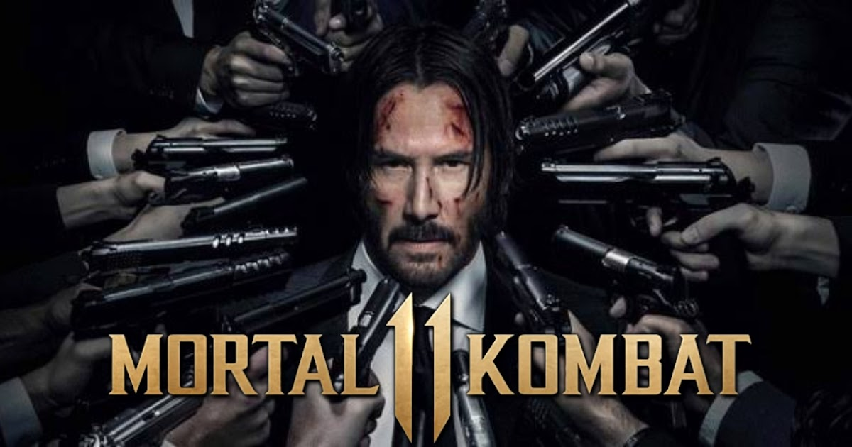 John Wick And Other Street Fighter Guess Character May Be Added To Mortal Kombat 11